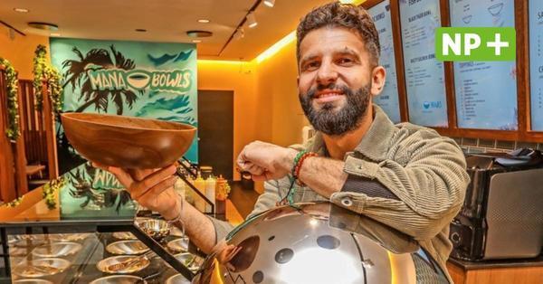 """Neu in Hannover: """"Mana Bowls"""" bietet Poké-Gerichte aus Hawaii"""