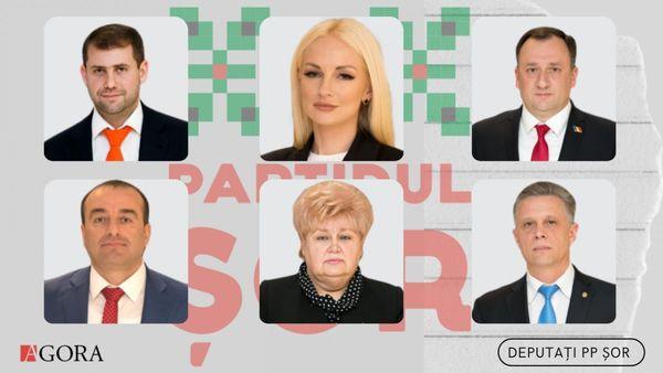Garnitura fracțiunii din legislatura a X-a, cinci ex-deputați care au rămas fără imunitate parlamentară