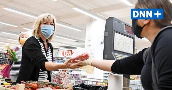 Nun doch Maskenpflicht? Kunden sollen beim Einkaufen selbst einschätzen, ob sie sich schützen müssen