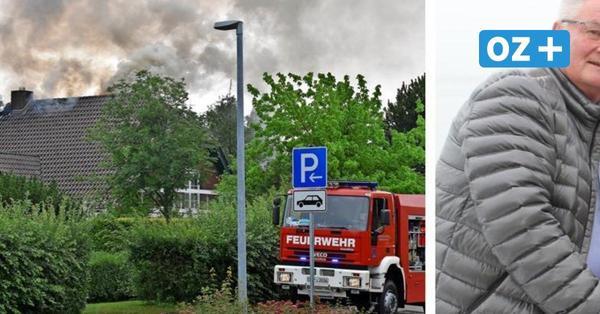 """Blitz-Einschlag im Haus von CDU-MannSchubert in Ducherow: """"Stehe noch immer unter Schock"""""""