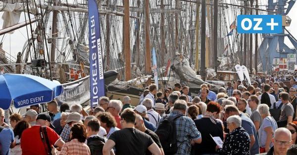 Hanse Sail 2021 in Rostock: Testpflicht und Einlassschleusen – das sind die Regeln