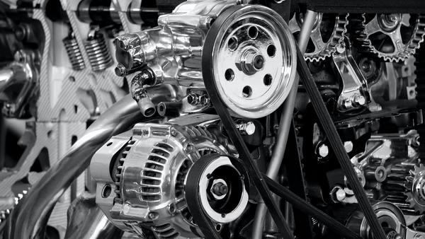 Gears By Mike Bird
