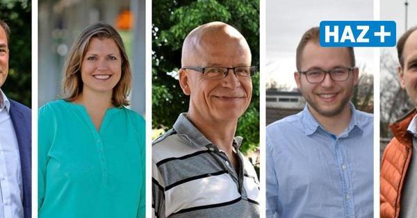 Bürgermeisterwahl 2021 in Isernhagen: Die Kandidaten diskutieren beim HAZ-Forum