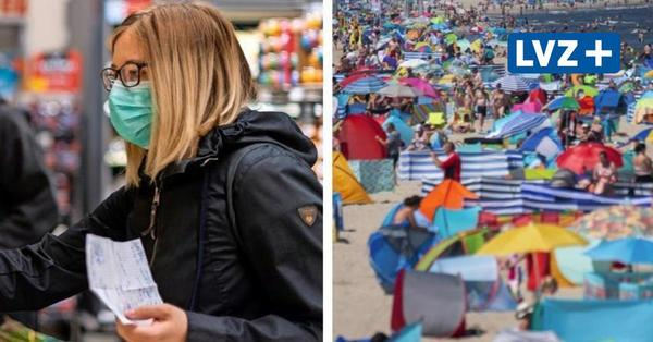 Einkaufen ohne Maske, aber Testpflicht nach Urlaub: Was gilt jetzt genau in Sachsen?