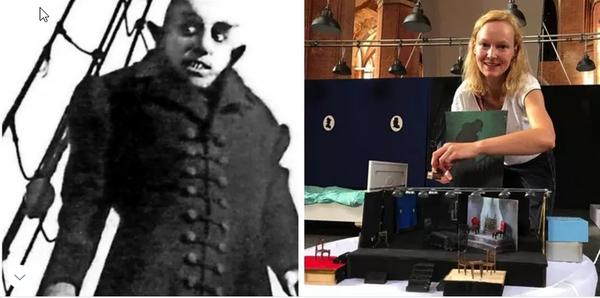Dracula-Komödie soll 4000Besucher nach Wismar locken