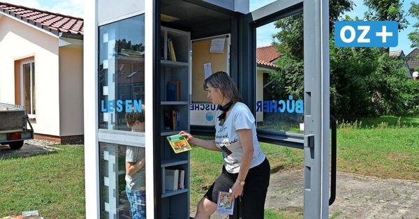 Dreister Diebstahl in Neuenkirchen: Bücherzelle komplett leer geräumt