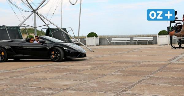 Dierhagen: Warum hier ein Lamborghini seine Runden drehte