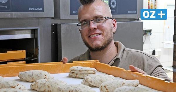 Usedomer Bäckermeister zeigt, wie 1500 Brötchen in einer Nacht entstehen