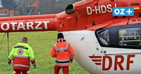 Schwerer Unfall auf der B 111 bei Mellenthin: Frau nimmt Opel die Vorfahrt