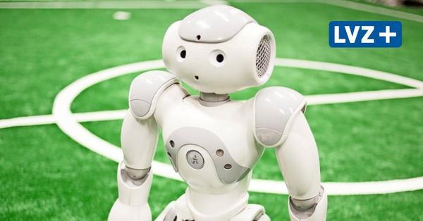 Im Blickwinkel des Roboters: Lange Leipziger Nacht der Wissenschaften