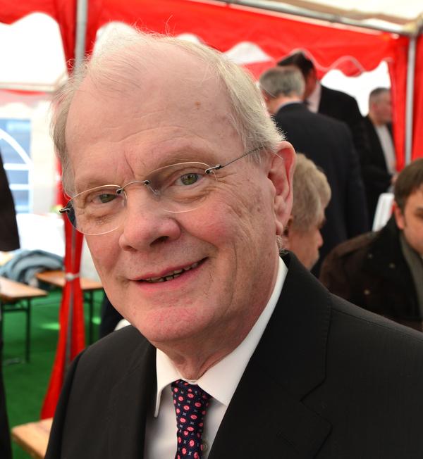 Norbert Rethmann (Foto: Köster)