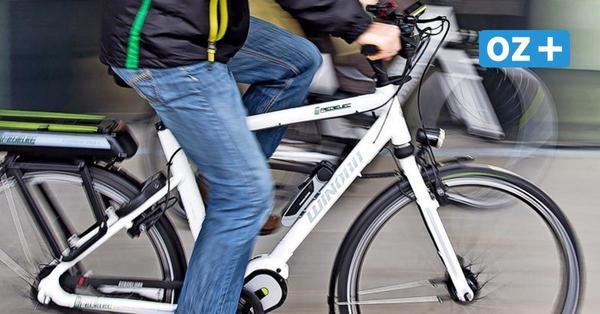 """Rügen: Polizei stoppt E-Bike – Radler war mit 60 """"Sachen"""" unterwegs"""