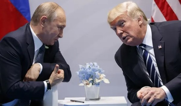 Kremlin papers appear to show Putin's plot to put Trump in White House   Vladimir Putin   The Guardian