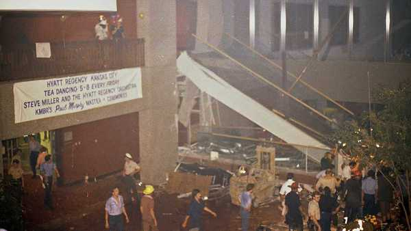 KMBC 9 Chronicle: The Skywalk Tapes – Images from the night the skywalks fell, forever changing Kansas City
