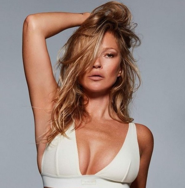 Kate Moss is the new face of Skims: Model teams up with Kim Kardashian - 9Style