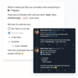 Notion Tweet - All-in-one Twitter tool for Notion users