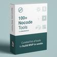 Ultimate list of 100+ Nocode tools