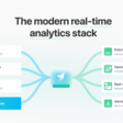 Tinybird · The modern real-time analytics stack
