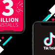 TikTok Becomes the First Non-Facebook Mobile App to Reach 3 Billion Downloads Globally