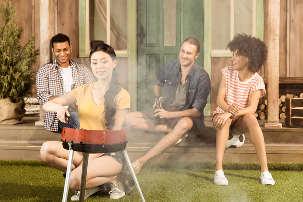 Was könnte köstlicher sein, als mit der Familie oder Freunden zu grillen?