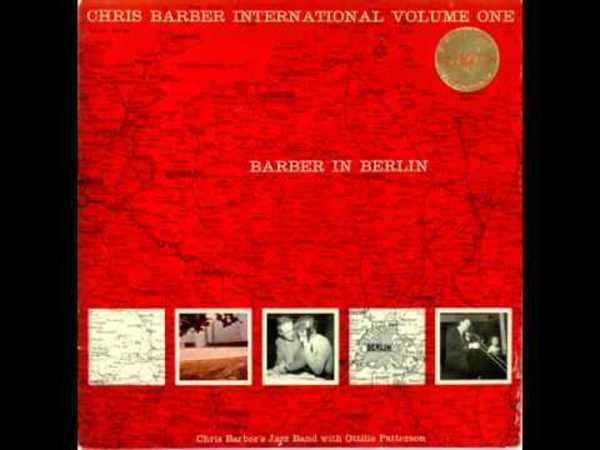 Chris Barber's JB 1959 Climax Rag (live)