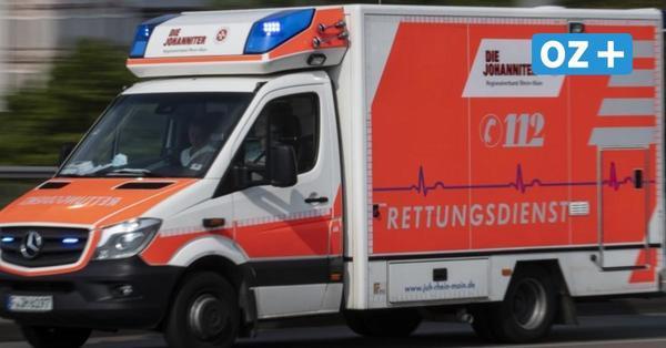 Rügen: Betrunkene Frau baut Unfall mit drei Kindern im Auto