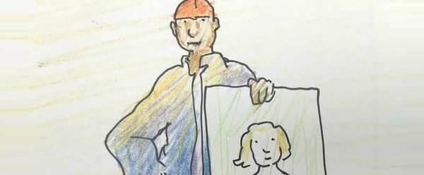 Moebius - Original illustration