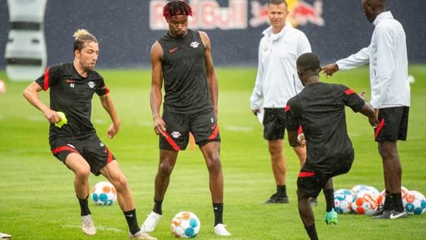 Mehrere erste Male und eine große Rückkehr: RB Leipzig testet gegen Alkmaar