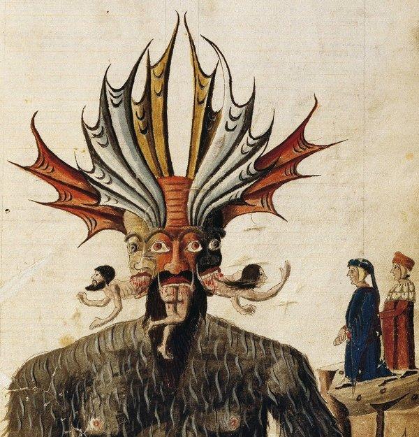 Lucifero, c. 1450-75