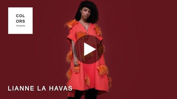 Lianne La Havas - Bittersweet   A COLORS SHOW