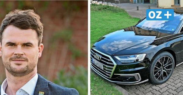 Nach Streit um Edelkarosse von Tino Schomann: Diese Luxusautos fahren die Landräte in MV