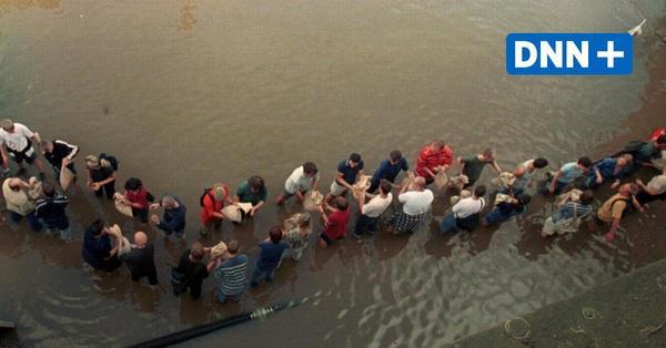 Hochwasser: Wie Dresden jetzt etwas zurückgeben kann