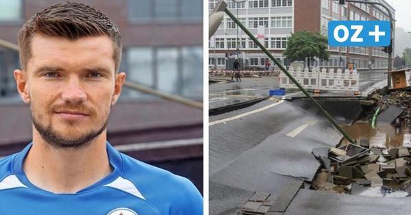 """Profi von Hansa Rostock zur Flut in seiner Heimat: """"Auch mein Opa war vermisst"""""""