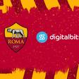 Roma pen three-year agreement with DigitalBits as main sponsor - RomaPress.net
