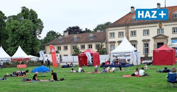 """""""Hannover hört hin"""": Dreitägiges HAZ-Festival lockt in den Georgengarten"""