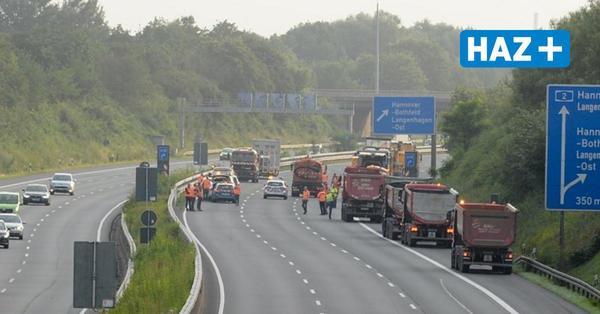 Tempobaustelle legt Verkehr auf A2 lahm: Das sind die Umleitungen