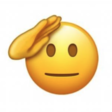 New emoji will let you salute, melt, gasp and tear up