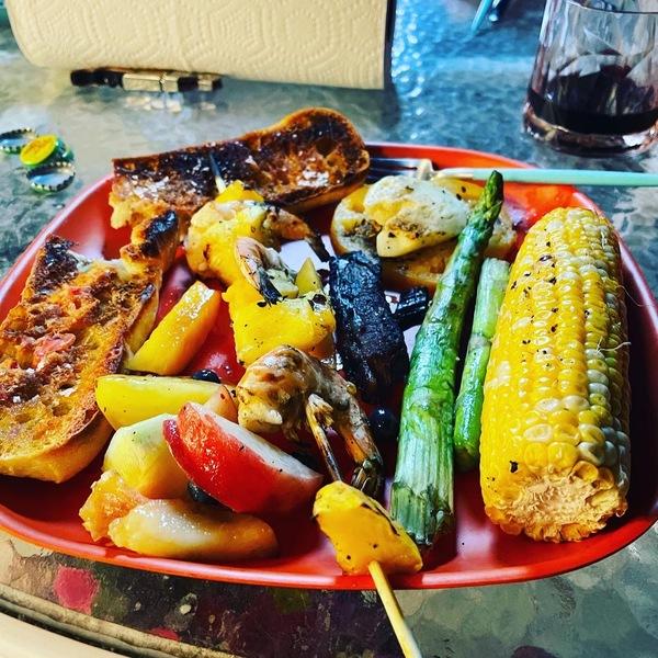 mixed grill ala Sarah