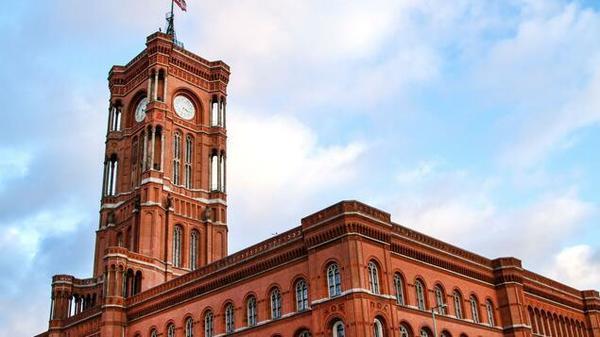 Guter Ausblick in Berlin: Verlosungs-Gewinner können jetzt das Rote Rathaus besichtigen - Berlin