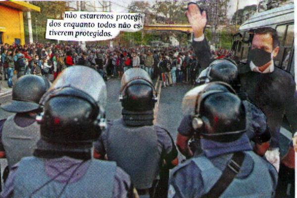 Frase de Esper Kallás - FSP 22/06/21