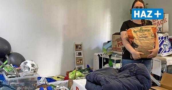 Wie Sie spenden können: Helfer in der Region Hannover von Ansturm überwältigt