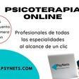 Psynets: La plataforma online de atención psicológica que te ayudará a construir una vida más plena