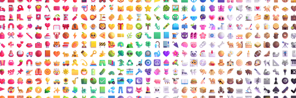 An Emoji For Your Thoughts. Microsoft's new emojis by Microsoft Design