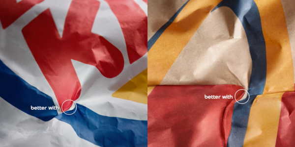 Ad of the Day: Pepsi's hidden logos 'proof' it goes better with burgers than Coke | The Drum