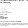 AUT Startup Club Presents: Pizza & Chats Club Meetup | Tue 20th July 5pm | AUT City Campus, Auckland