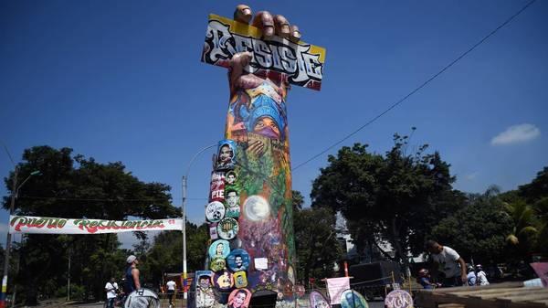Kolumbien: Proteste in Cali brutal niedergeschlagen - Demonstranten gejagt, gefoltert und getötet