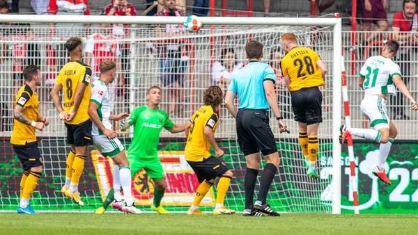 Union eine Nummer zu groß: Dynamo Dresden verpatzt die Generalprobe