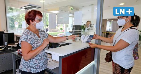 Corona-Pandemie: So kommen Besucher in Ostholsteins Krankenhäuser