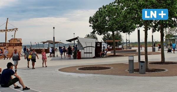 Großenbrode: Neue Promenade soll Tagesgäste an die Ostsee locken