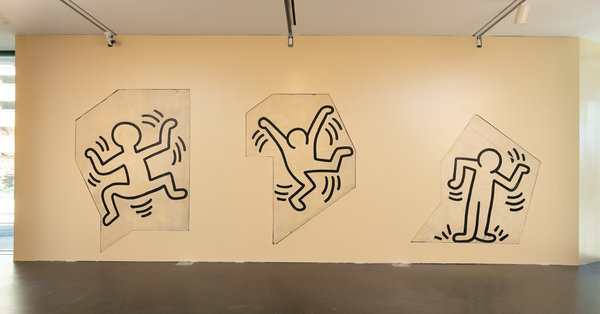 Reconnecting With Keith Haring's Grace House Mural (in 13 Pieces) - The New York Times